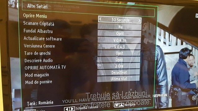 FIrmware TV Finlux 24FLHYR168B - Radio-TV, Audio-video
