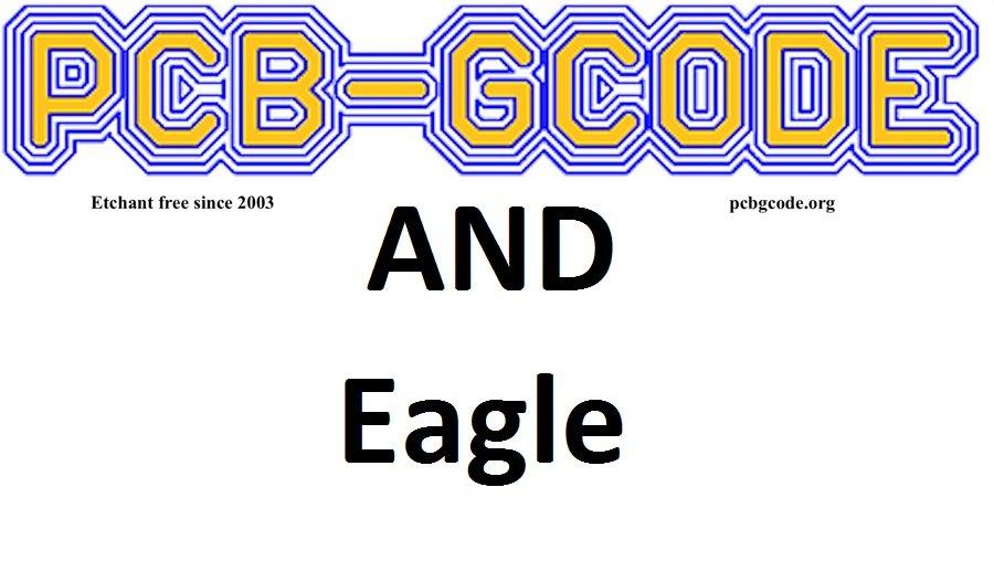 Metoda simpla de a face G-cod din Eagle